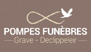 Pompes Funèbres Grave Logo